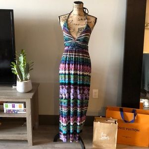 Dresses & Skirts - Free people Aqua Bloomingdales Maxi Dress Aqua